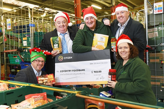 Coventry Foodbank And Cheque Web