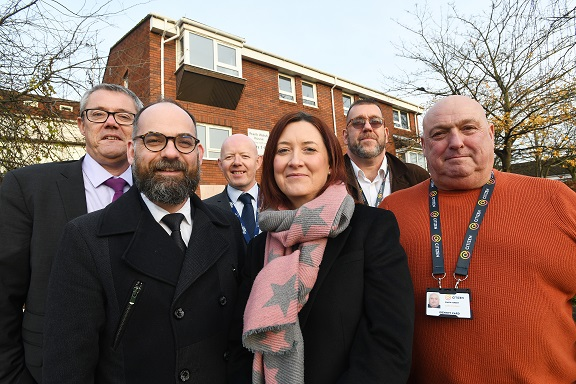 New Citizen Supporting Housing In Coventry