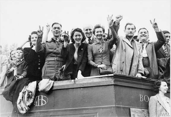 Ve Day Image Website